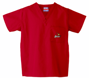 University of Louisville 1-Pocket Top
